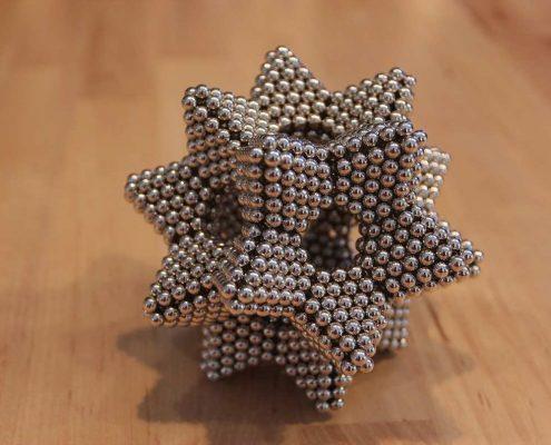 magnetic star