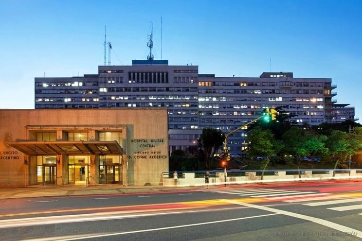 Militar Hospital Cosme Argerich