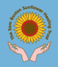 Sam Buxton Sunflower Healing Trust