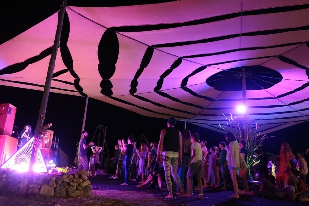 Escenario Principal Festival Agni